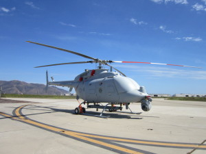 MQ-8C US Navy helicopter drone