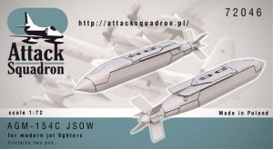 JSOW missile bomb